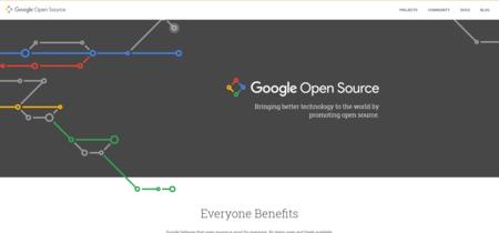 Nueve interesantes proyectos que puedes encontrar en Google Open Source