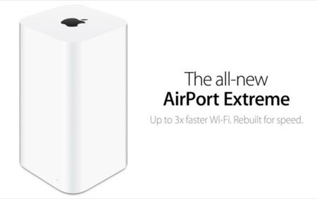 Nuevo Airport Extreme y Airport Time Capsule, misma idea más potencia