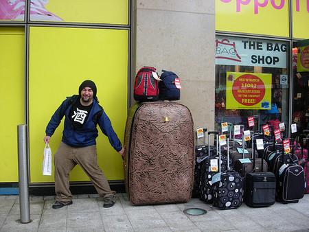No facturar equipaje para ahorrar tiempo y dinero