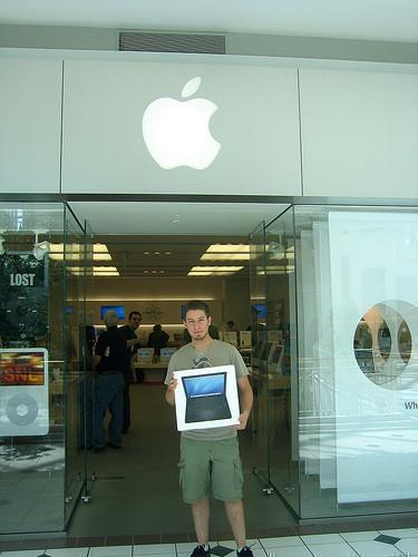 Macbook, primeras imágenes y teclas más separadas