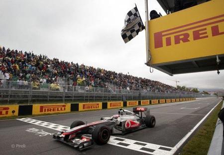 Jenson Button vence el GP de Canadá de F1 2011