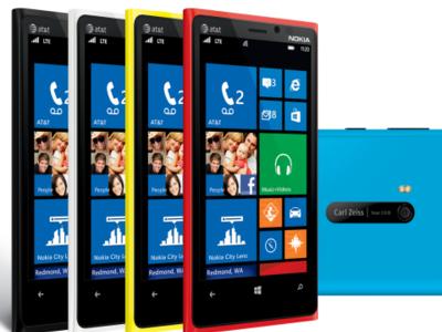 Nokia Lumia 920, Lumia 820 y Lumia 620: precios y disponibilidad en España