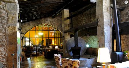 Hoteles con encanto España