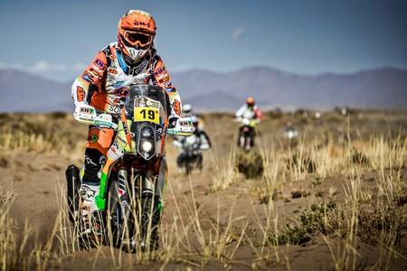 Laia Sanz Dakar 2017