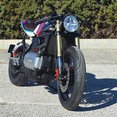 Foto 3 de 11 de la galería bmw-k1-cafe-racer en Motorpasion Moto