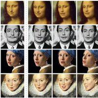 Convierten fotos fijas (¡y hasta cuadros!) en vídeos de cabezas parlantes gracias a una inteligencia artificial creada por Samsung