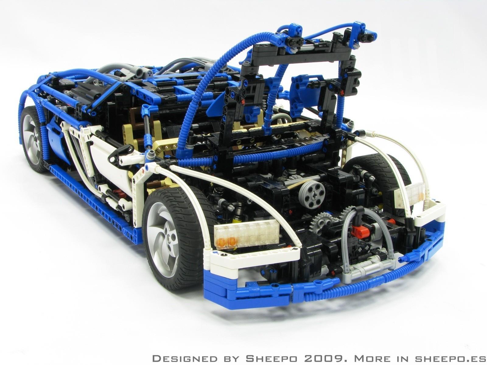 Foto de Diseños de Sheepo en Lego (9/37)