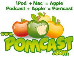 Pomcast.com en la MacWorld 2007