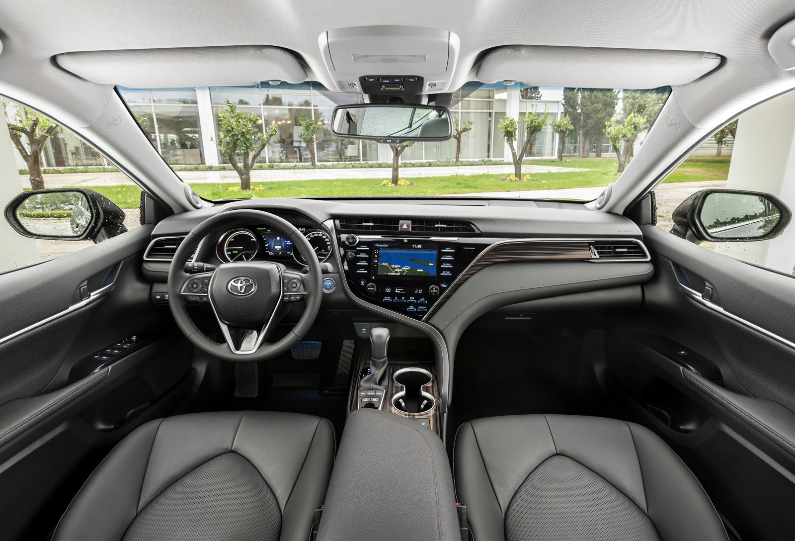 Toyota Camry 2020 (presentación)