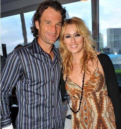 Carolina Cerezuela y Carlos Moyá están embarazados