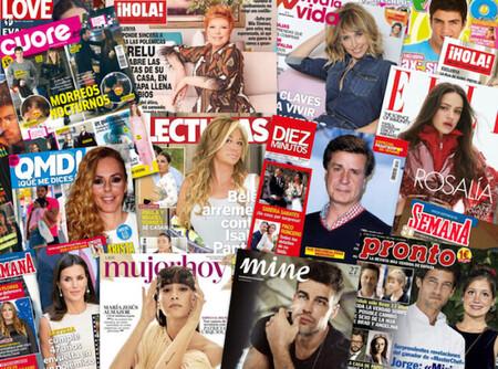 La reina Letizia en versión 'low-cost', Enrique Ponce encima de los escenarios y Tamara Falcó en recuerdo de su padre: estas son las portadas de la semana del 7 de octubre