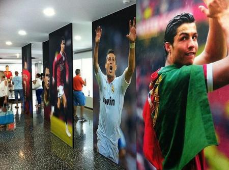 Cristiano Ronaldo tiene su propio museo en Funchal