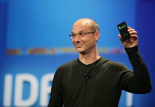 El cofundador de Android, Andy Rubin, lanzará su propia marca de celulares y un nuevo sistema operativo