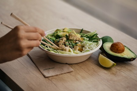 Avocado Blur Bowl 1484518