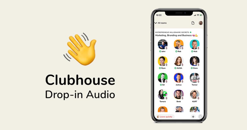 Twitter pudo haber pagado 4 mil millones de dólares por Clubhouse, pero ahora la app tiene su propia herramienta para chats de voz