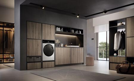Haier presenta las lavadoras y secadoras Premium I-Pro Series 5: leen las etiquetas de tu ropa, usan vapor y se limpian solas