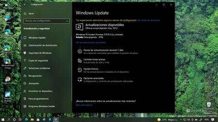 Microsoft lanza la Build 21376 para Windows 10: llega una tipografía Seoge renovada que mejora a la lectura en pantalla