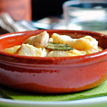 Cazón al azafrán: receta fácil, sencilla y deliciosa con sabor tradicional