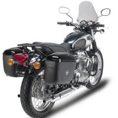 Foto 2 de 6 de la galería givi-mantiene-el-toque-de-los-anos-60-en-la-kawasaki-w800 en Motorpasion Moto