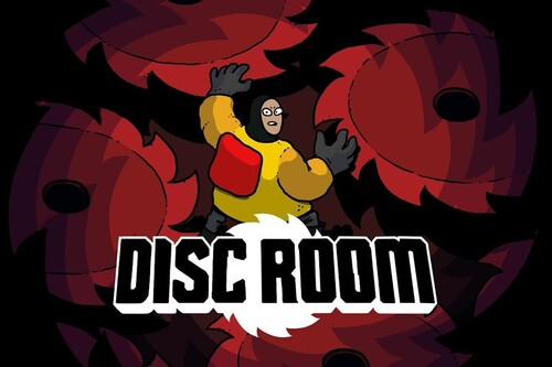 Análisis de Disc Room, los discos de la muerte pero con el sello inconfundible de Devolver Digital