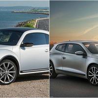 Volkswagen Beetle y Scirocco: ¿A un paso de la extinción?