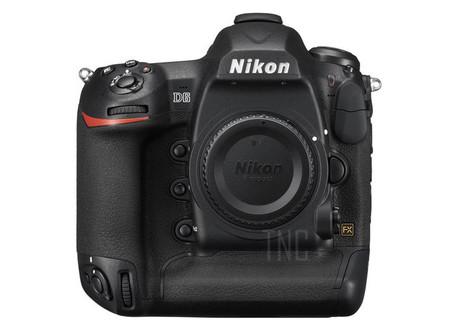 Nikon D6 Dslr Image