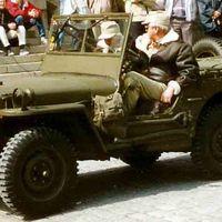 La audaz historia de Afrodisio Piernavieja, Cenobia y su amado Jeep Willys del Ejército de los Estados Unidos