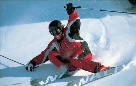El ski de lujo segun Wally: ligereza y dureza