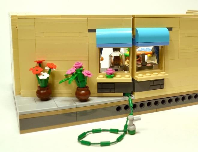La versión LEGO de 'Las chicas de oro'