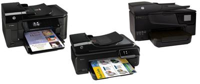 Qué características debe tener una impresora para una oficina móvil
