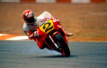 MotoGP tiene una nueva Leyenda: el mítico Randy Mamola, el americano sin título