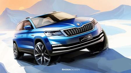 Škoda ya prepara un nuevo SUV urbano y este es su aspecto, aunque será solo para China
