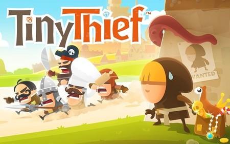 Tiny Thief se vuelve gratuito