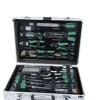 Oferta flash en el maletín de herramientas Mannesmann M29075 de 108 piezas: hasta medianoche costará 95,99 euros en Amazon