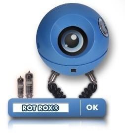 Rot Rox, un amigo virtual en tu Dashboard