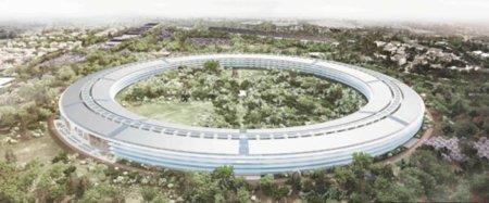Cupertino presenta en su web documentos detallados del futuro cuartel de Apple