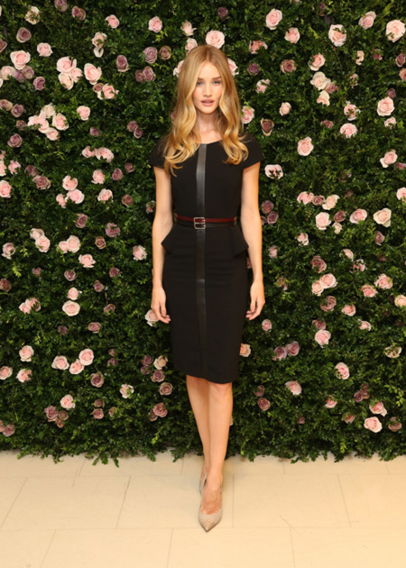 look Rosie Huntington-Whiteley Marks Spencer