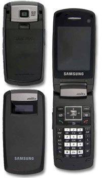 Samsung SGH i610 con teclado SureType