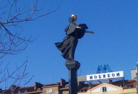 Estatua de Santa Sofía