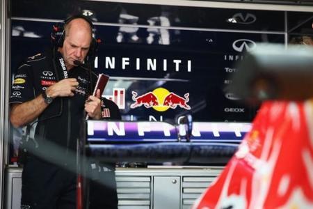 Adrian Newey renueva su contrato con Red Bull