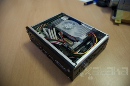 Placa Pico-ITX de VIA