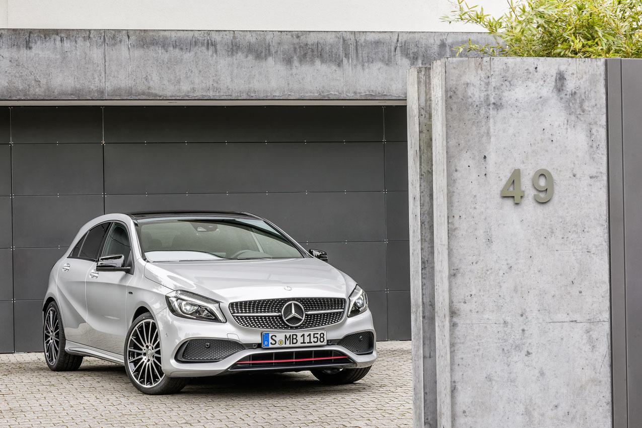 Foto de Mercedes-Benz Clase A 2015 (30/43)