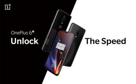 OnePlus 6T, en versión 6GB+128GB, por 494 euros en Achocom
