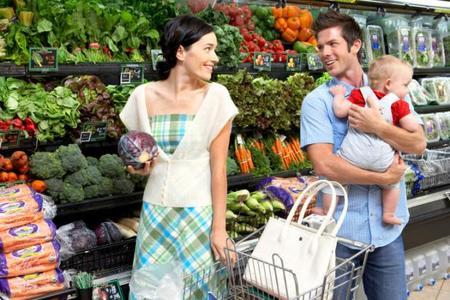 ¿Cómo realizar una compra familiar inteligente y saludable?
