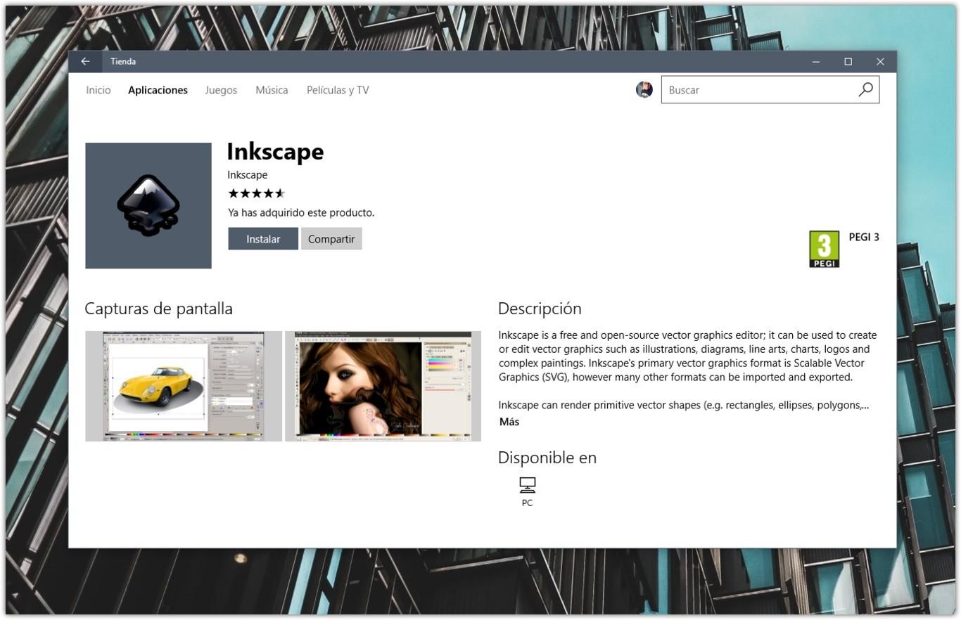 cargar fuentes inkscape