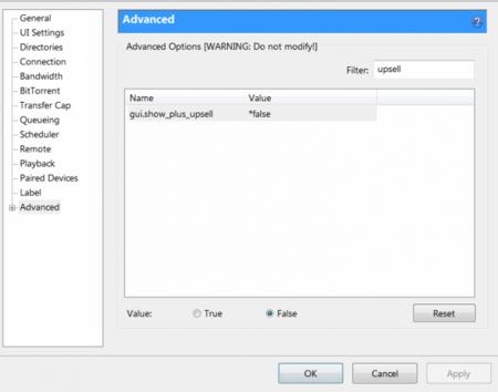Vuelta al principio: la publicidad de uTorrent pasa a ser opcional otra vez