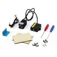 MakeBlock presenta el kit de grabado y corte por láser