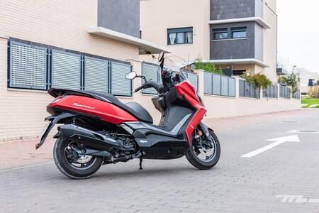 Kymco Super Dink 350 Tcs 2020 Prueba 019