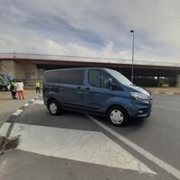 Las nuevas furgonetas camufladas de la DGT: cómo son y dónde es más probable que pongan multas
