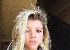 El estilo de Sofia Richie a través de sus peinados
